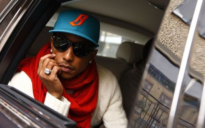 Celebrity-Drive-Pharrell-Williams