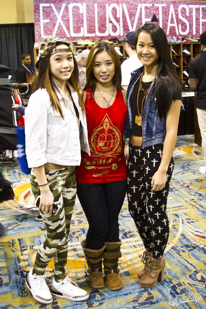 LoyalKNG Houston Sneaker Summit Winter 2013