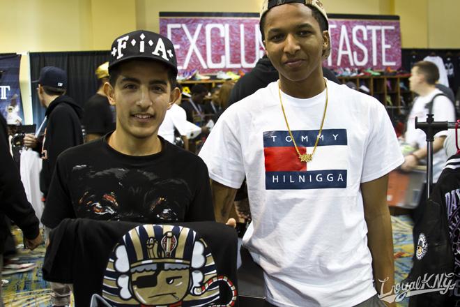 LoyalKNG Houston Sneaker Summit Winter 2013_14