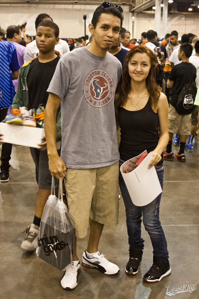 Houston Sneaker Summit Summer TX 2013 Loyalkng 1_2055