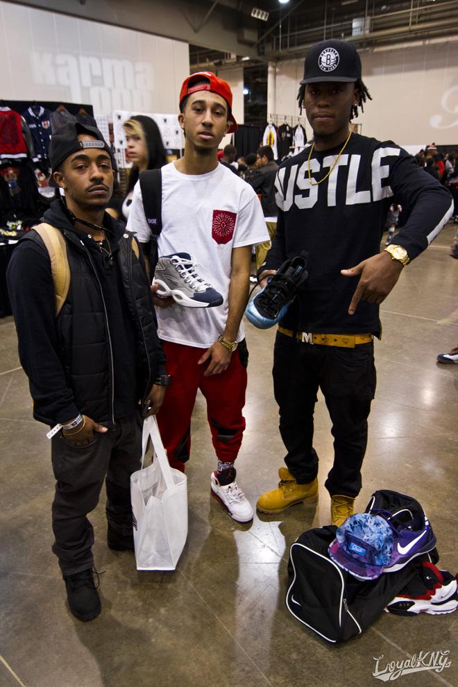 Houston Sneaker Summit Winter 2013 TX Loyalkng _31