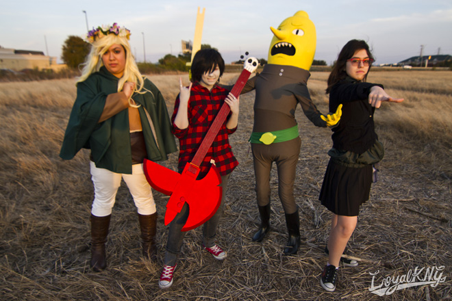 Anime North Texas 2013 Loyalkng _2730