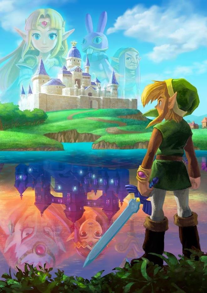Top 8 The Legend Zelda Dungeons by PeanutButterGamer hyrule lorule hilda link between worlds