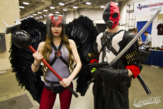 Dallas Comic Con 2014 LoyalKNG _102