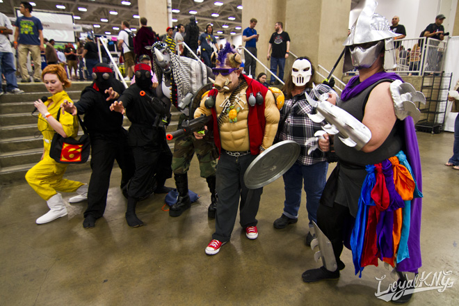 Dallas Comic Con 2014 LoyalKNG _54