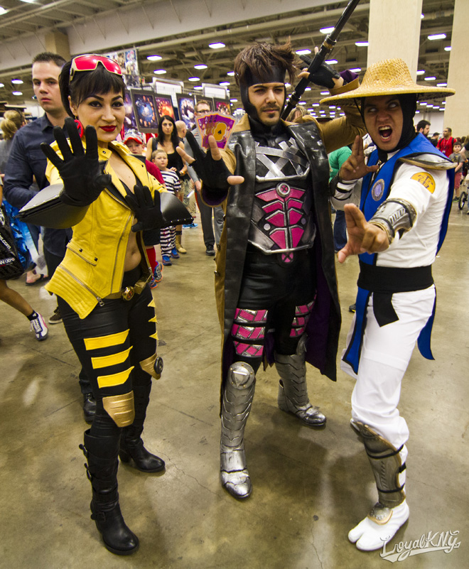 Dallas Comic Con 2014 LoyalKNG _87