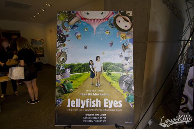 Takashi Murakami Jellyfish Eye Dallas 2014 LoyalKNG _12