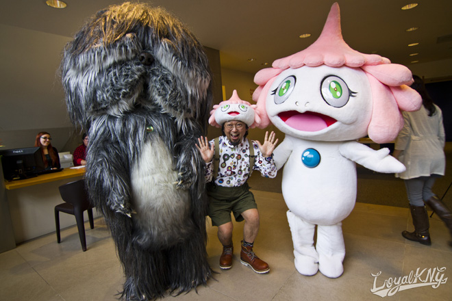 Takashi Murakami Jellyfish Eye Dallas 2014 LoyalKNG _23