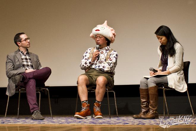 Takashi Murakami Jellyfish Eye Dallas 2014 LoyalKNG _6