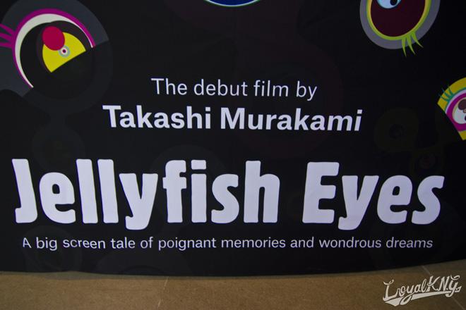 Takashi Murakami Jellyfish Eye Dallas 2014 LoyalKNG _9