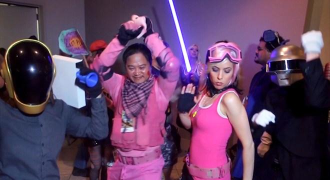 DragonCon 2014 DaftPunk Dance Party 2_00005