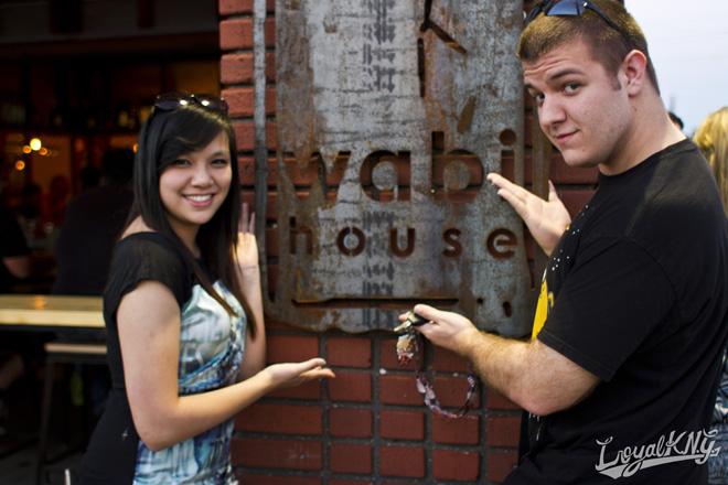 Wabi House Dallas TX 2015 LoyalKNG1927