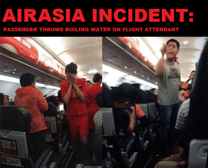 Thai AirAsia Flight Returns To Bangkok After Passenger