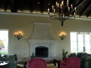 Hyatt Vineyard Creek, Santa Rosa, California lobby