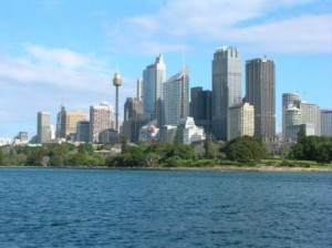 Sydney Skyline, Australia 2003