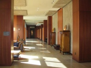 Four Seasons Silicon Valley, lobby