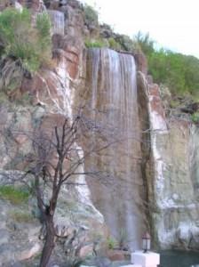 Hilton Pointe Tapatio Cliffs Falls, Phoenix, Arizona