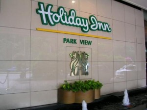 Holiday Inn Park View Singapore