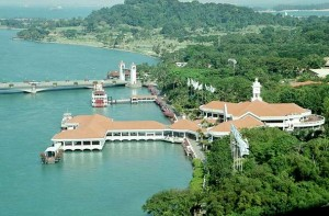 Sentosa Island, Singapore (photo courtesy of Singapore Tourism Board)