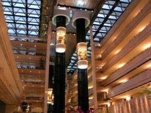 Singapore, Le Meridien Orchard Road Hotel