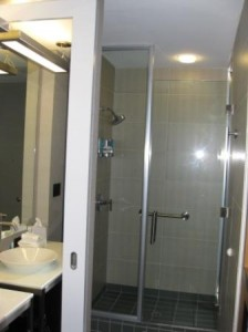 aloft shower