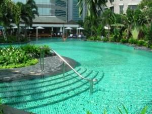 Bangkok-Thailand-Conrad-Hotel-pool