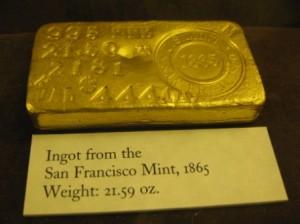 bank-of-california-museum-san-francisco-mint-ingot-1865