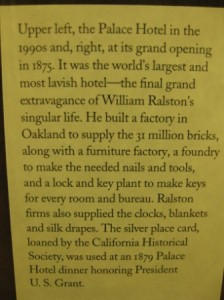 bank-of-california-Museum palace-hotel-description
