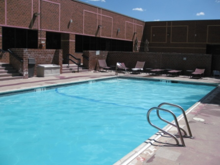 Sheraton Denver Tech Center pool
