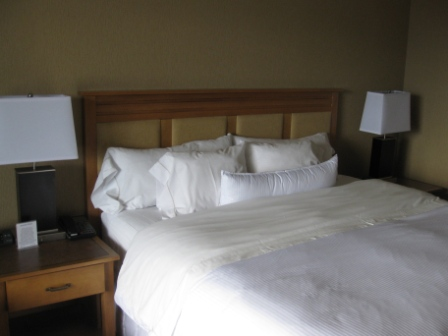 Westin Westminster Heavenly bed