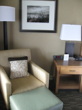Westin Westminster Guest Room seating
