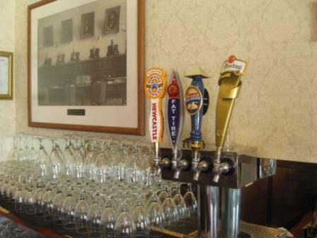 "Hayes Mansion gets Loyalty traveler approval ""Good beer makes a good bar"""