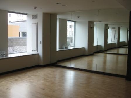 St. Regis San Francisco 5th Floor Yoga Room