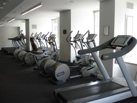 St. Regis San Francisco fitness room