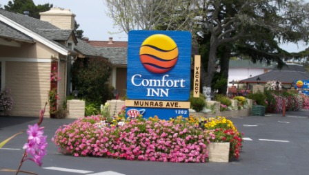 Comfort Inn, Munras Ave. Monterey, Choice Hotels