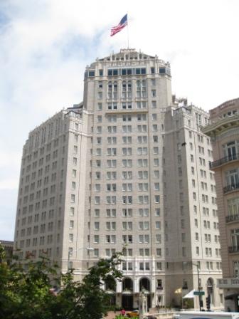 InterContinental Mark Hopkins Hotel, San Francisco