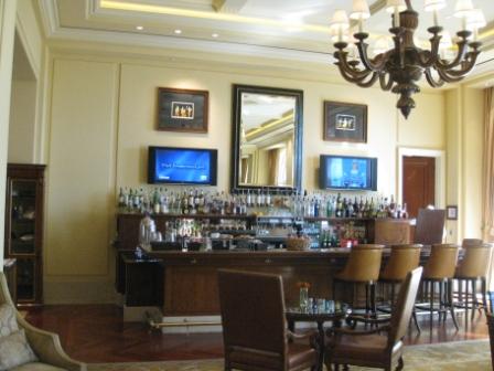 Ritz-Carlton Lake Las Vegas bar