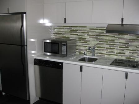 element Las Vegas refrigerator and dishwasher