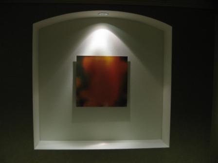 Westin Verasa Napa guest rooms hallway art