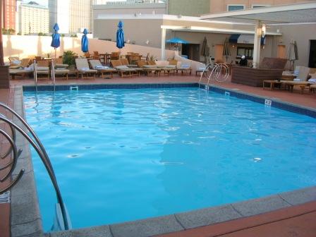 Westin Casuarina Las Vegas has extended pool hours