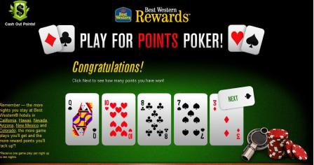 best-western-rewards-play-for-points-poker