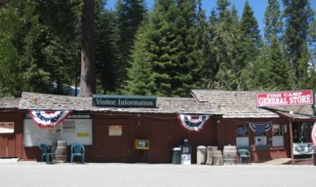 Yosemite lodging south entrance along highway 41 loyalty for Fish camp yosemite