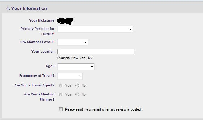 Starwood Hotels adds guest reviews to its hotel websites ...