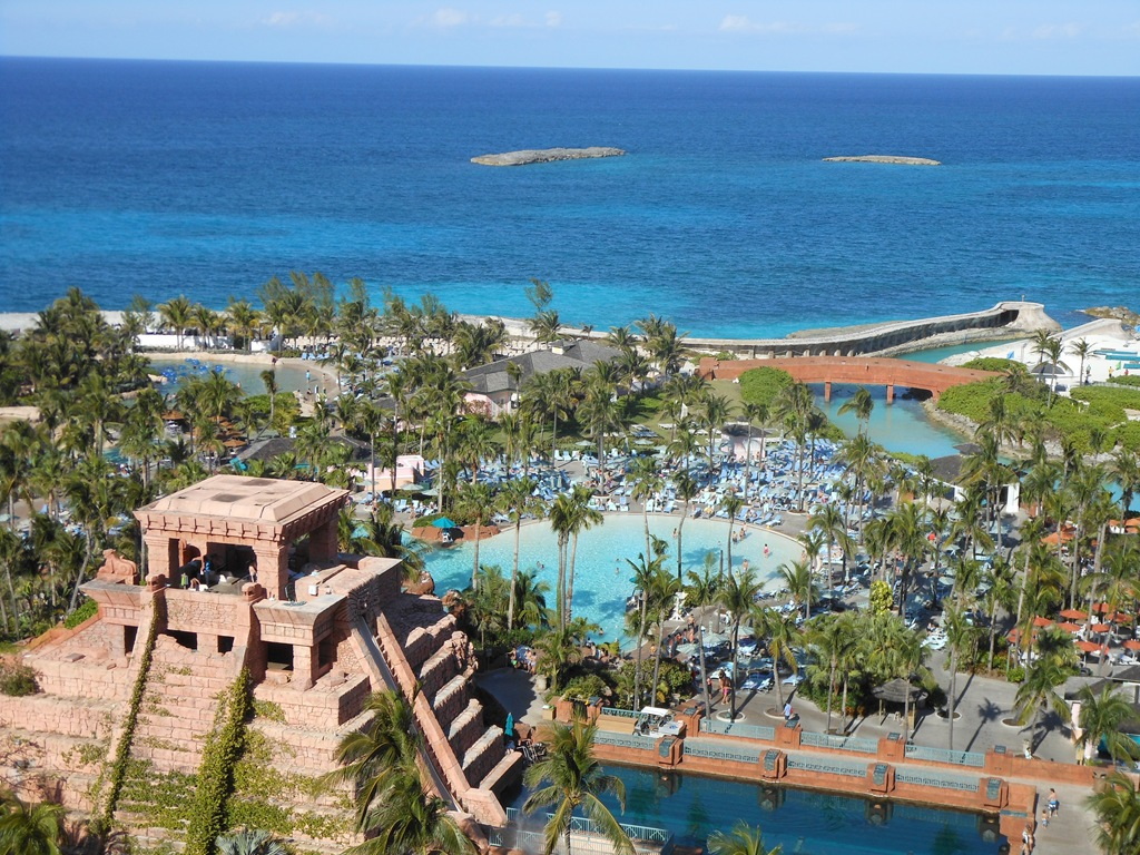 Atlantis Resort Aquaventure Water Park, Bahamas
