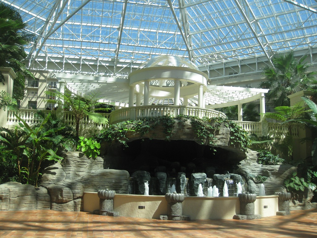 Gaylord Hotels 2nd Night Free Anniversary Weekend
