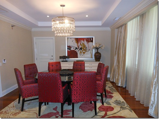 Lincoln Suite dining room-1