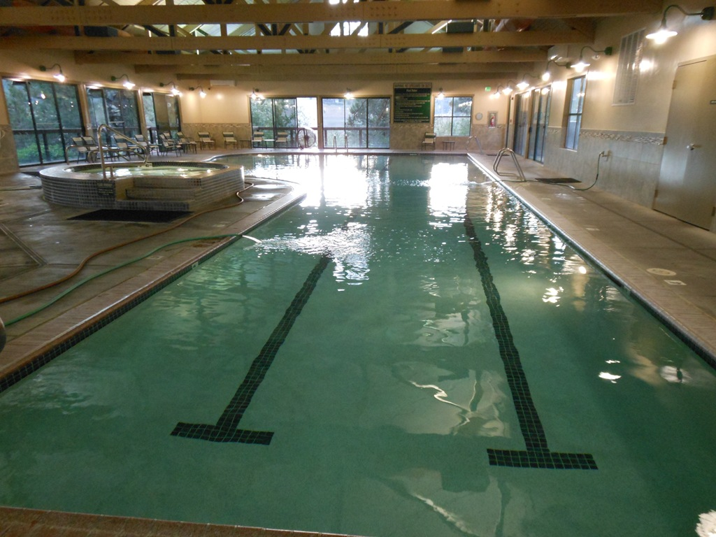 The lodge at running y ranch holiday inn resort Sandhill view swimming pool opening times
