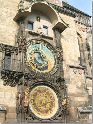 69 Astronomical Clock Stare Mesto Praha