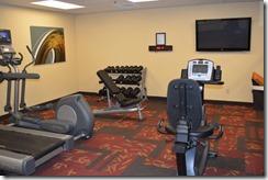 Courtyard Fresno fitness