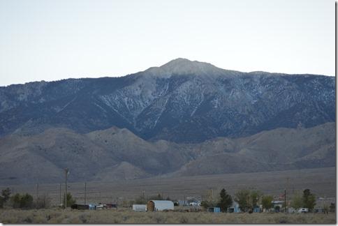 Olancha Sierra view